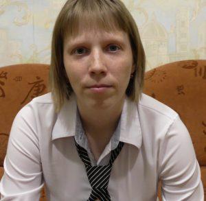Фото юрист Ксения Климакова